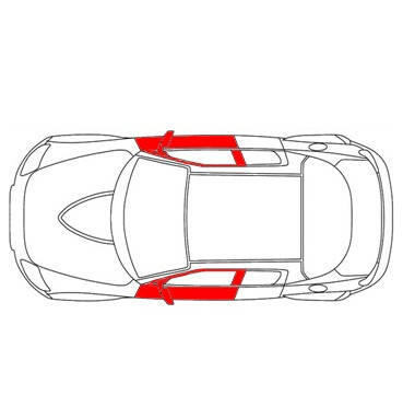 Ремкомплект склопідйомник Audi A4 B8 для передньої лівої/правої двері., фото 2