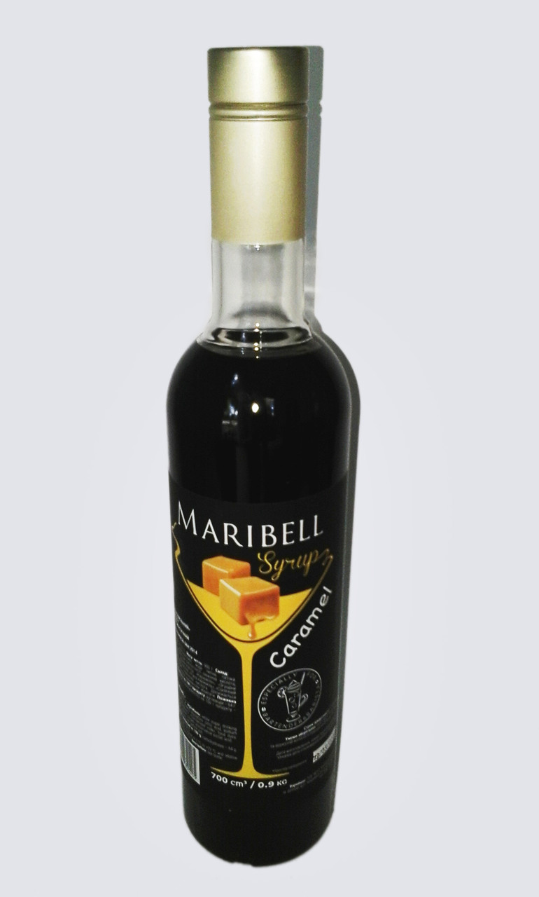 Сироп «Maribell» Карамельный