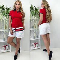 """Стильные молодежные шорты для пышных дам """" Tommy """" Dress Code"""