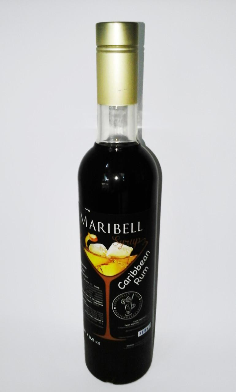 Сироп «Maribell» Карибский Ром