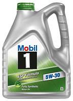 Моторное масло Mobil-1 ESP-FORMULA 5w30 4л SN/CF, C3, VW 505/506