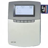 Контроллер для гелиосистемы SHUANGRI СВУ СК1168 (с подключением интернет + SD)