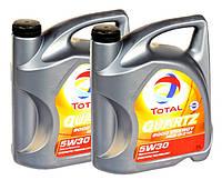 Моторное масло Total QUARTZ ENERGY 9000 HKS 5W-30 5L