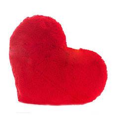 Сердца и овечки плюшевые подушки