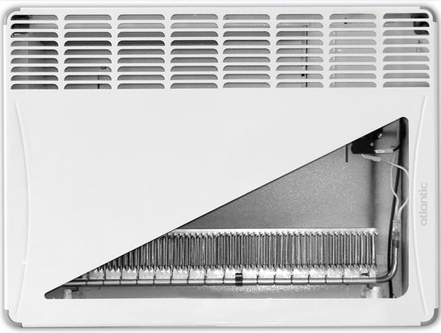 Бытовой электрический конвектор Atlantic CMG BL–Meca F17 1500 Вт + подставка