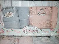 Набор 2 халата с полотенцами Volenka