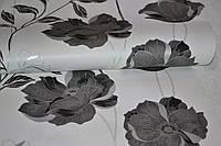 Обои бумажные,  Ессения белые, 1269, 0,53*10м
