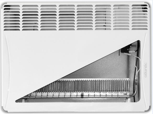 Бытовой электрический конвектор Atlantic CMG BL–Meca F17 2500 Вт + подставки
