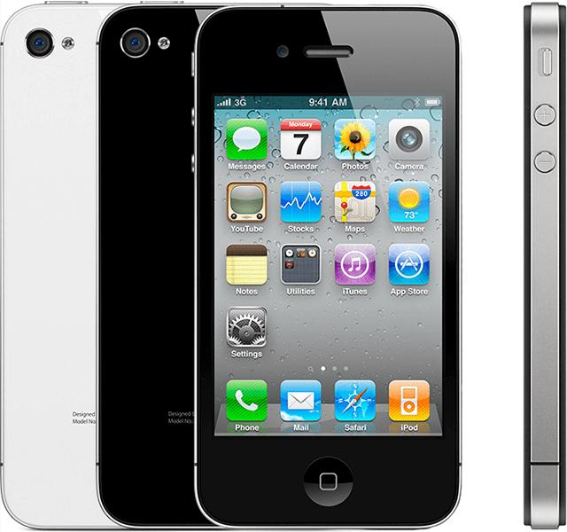Ремонт Apple iPhone 4/4s