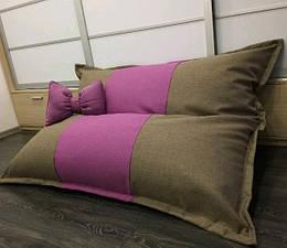 Заказать кресло подушку мат