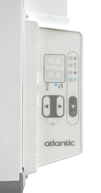 Бытовой электрический конвектор Atlantic CMG–D MK01 F118 500 Вт управление