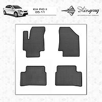Автомобильные коврики Stingray Kia Rio 2 JB 2005-2011