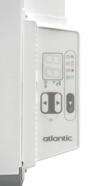 Бытовой электрический конвектор Atlantic CMG–D MK01 F118 1500 Вт управление