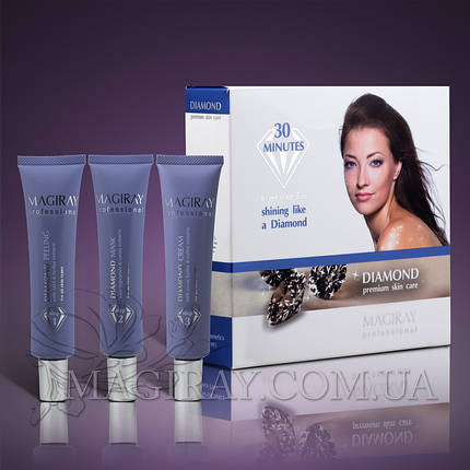 DIAMOND PREMIUM SKIN CARE SET, фото 2