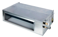 Фанкойл канальный Idea IKM-800 G50-SA6