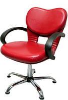 Парикмахерское кресло на пятилучие  ВИКТОРИЯ, фото 1