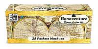 Чай Bonaventure чорний пакетований 25 п.