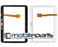 Оригинальный Сенсор (Тачскрин) к планшету Samsung Galaxy Tab 3 GT-P5200 (Белый)
