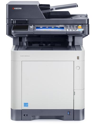 Kyocera ECOSYS M6035cidn (сет.принтер/копир/ сканер/факс/ARDF/дуплекс)