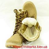 Милитарка™ берцы Пурга зимние на меху койот, фото 3