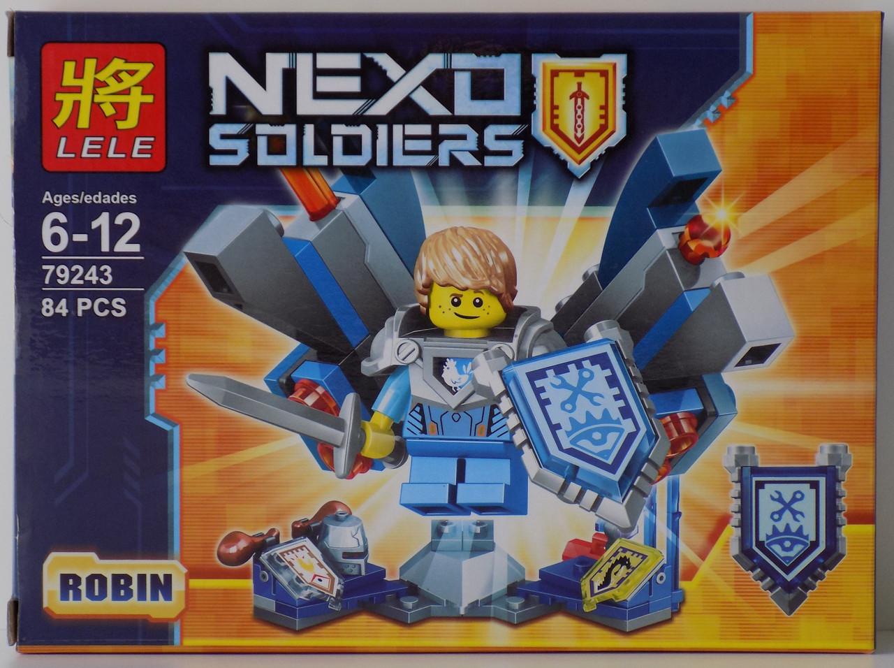 Конструктор Nexo Knights Robin