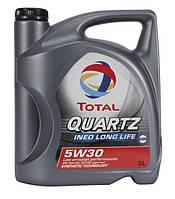 Моторное масло Total QUARTZ INEO Longlife 5W-30 5 л