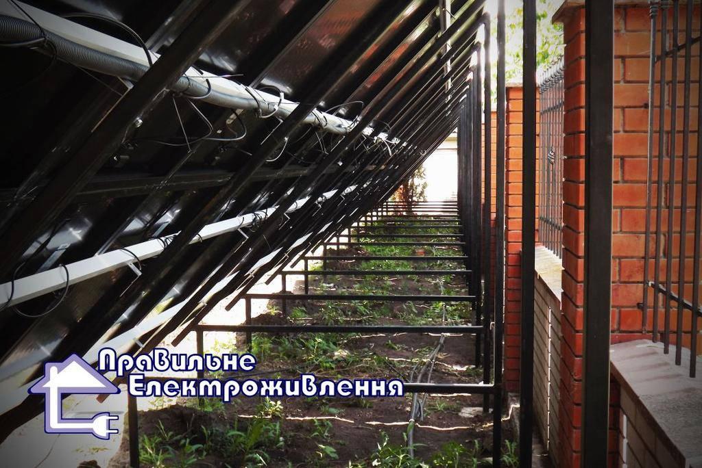Мережева сонячна електростанція 17 кВт м. Чорноморськ 1
