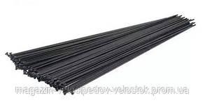 """Спица """"Тайвань"""" 186 мм, черная"""