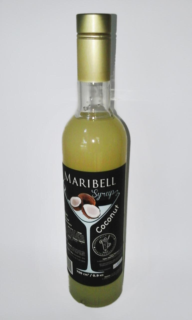 Сироп «Maribell» Кокос