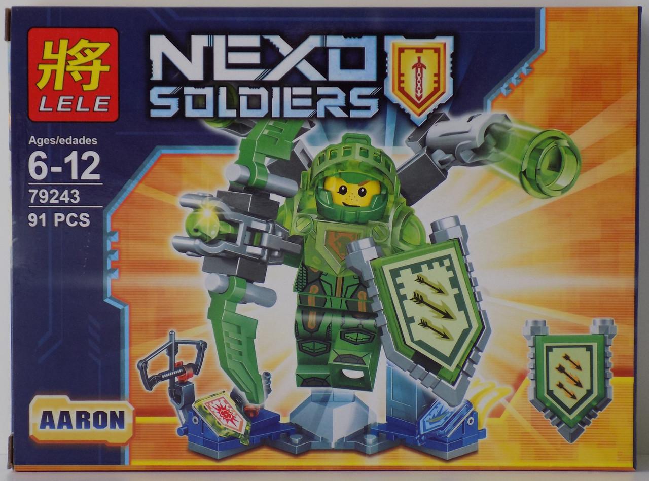 Nexo Knights Aaron lele конструктор 792435