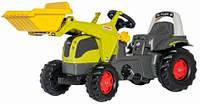 Трактор c ковшом Rolly Toys rollyKid CLAAS Elios зеленый