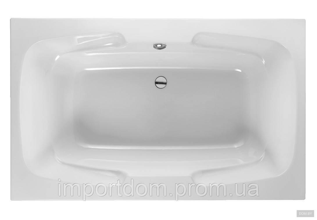 Ванна акриловая Villeroy & Boch Colorado 180x110