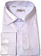 """Рубашка мужская.""""Ferrero Gizzi"""".Белая. Длинным рукавом"""