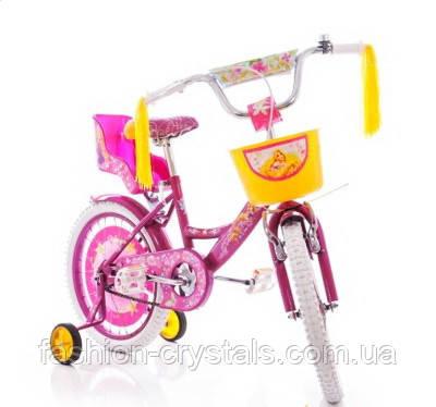 """Детский велосипед Girls 14"""""""