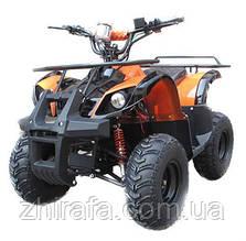 Квадроцикл Profi HB-EATV 1000D, оранжевый