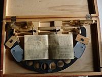 Микрометр МК 500-600  кл.1 КИ СССР