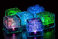 Декоративный светодиодный лёд с RGB свечением Feron FL101
