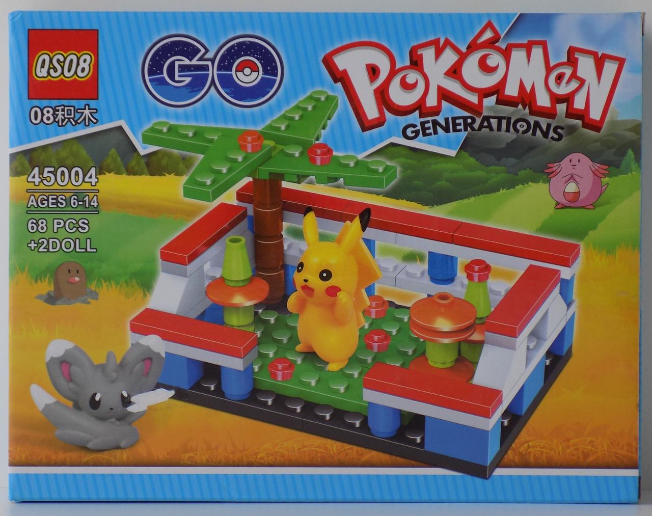 Pokemon Go конструктор