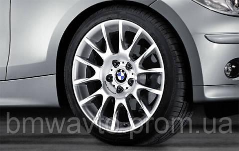 Комплект литых дисков BMW Radial Spoke 216 с надписью BMW Motorsport , фото 2