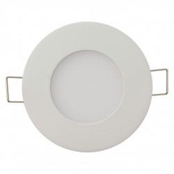 LED светильник HOROZ ELECTRIC SLIM-9 встраиваемый 9W 2700К/4000К/6400К круг