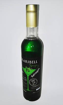 Сироп барны тм «Maribell» Тархун, фото 2