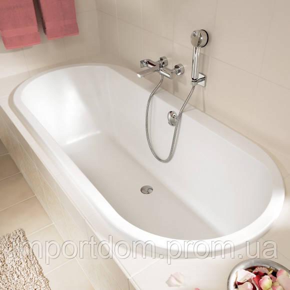 Ванна акриловая овальная Villeroy & Boch Loop&Friends LFO 180x80