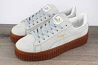 Кеды женские Puma by Rihanna Creeper White Star