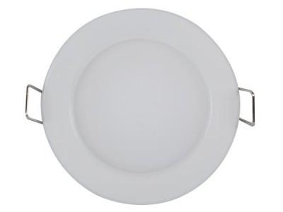 LED светильник точечный HOROZ ELECTRIC SLIM-12 встраиваемый 12W 2700К/4000К/6400К круг