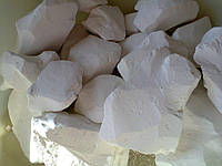 Мел натуральный Белая гора (Белгородский) кусковой, 1 кг