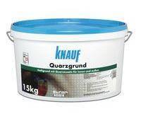 Кнауф Quarzgrund Адгезионная ґрунтовка з кварцовим наповнювачем 15 кг