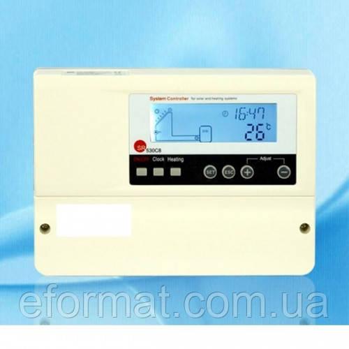 Контроллер для гелиосистемы SHUANGRI СВУ SR530C8