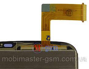 LCD модуль HTC T328e (desire X) черный, фото 2