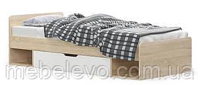 Кровать Типс 900 600х956х2032мм    Мебель-Сервис