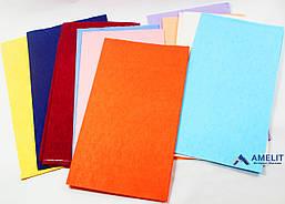 Салфетки для пациента Thienel Dental, цветные, 60х54, 80шт./рулон